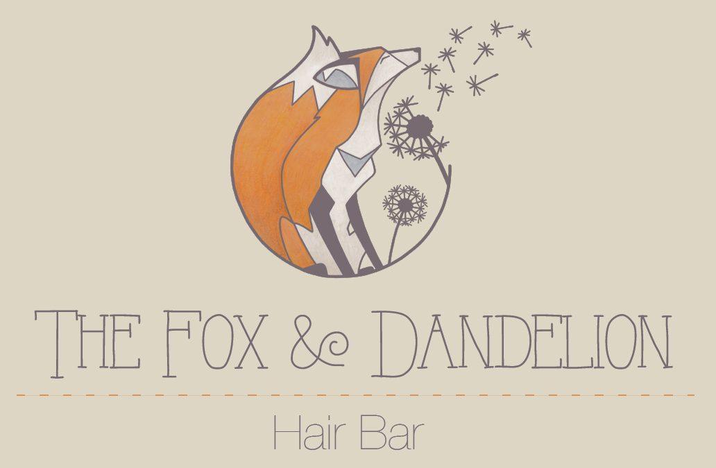 The Fox & Dandelion Hair Bar