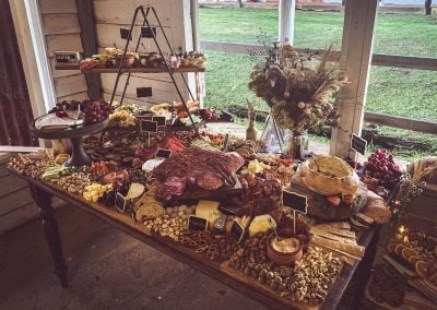 Rustic Platters & Events